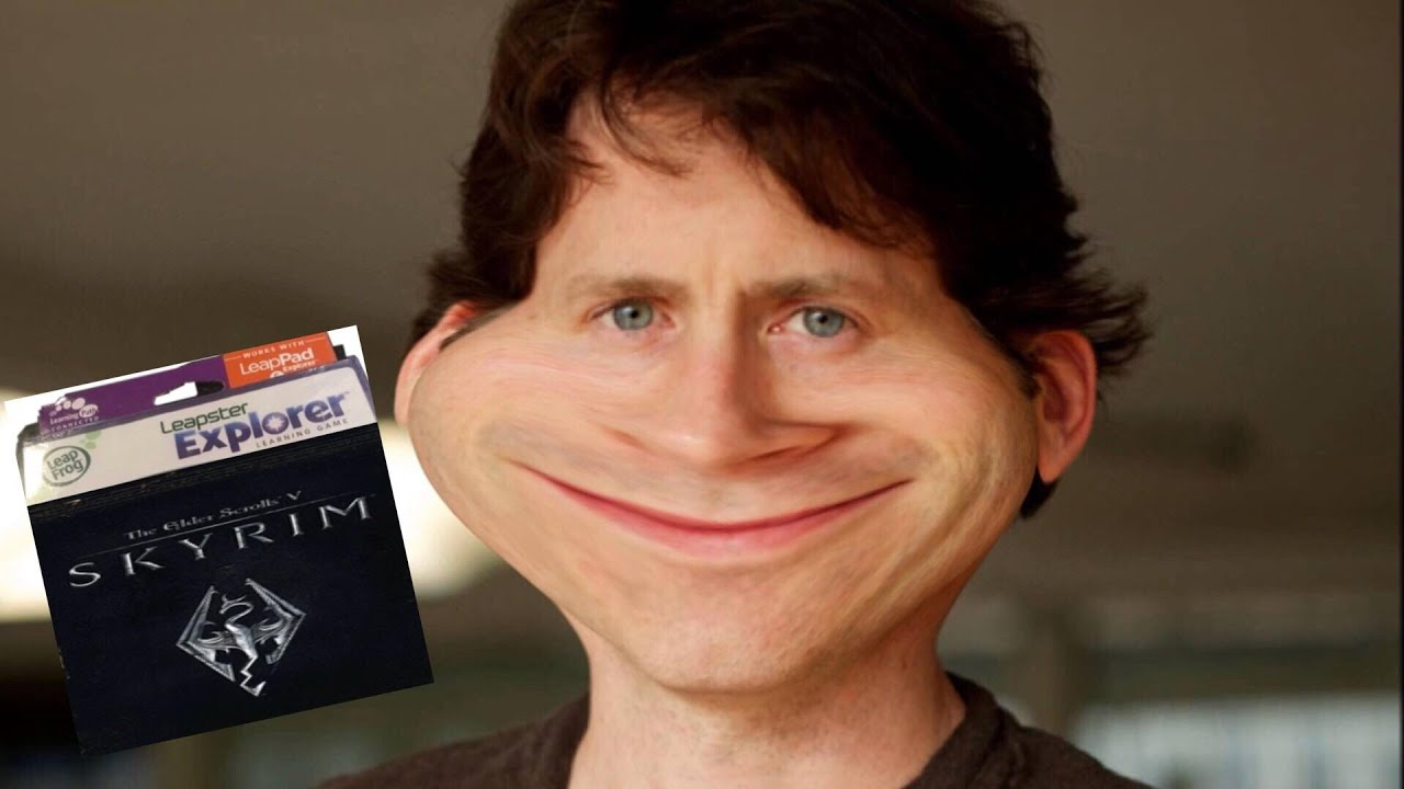 Todd tells more sweet little lies - YouTube
