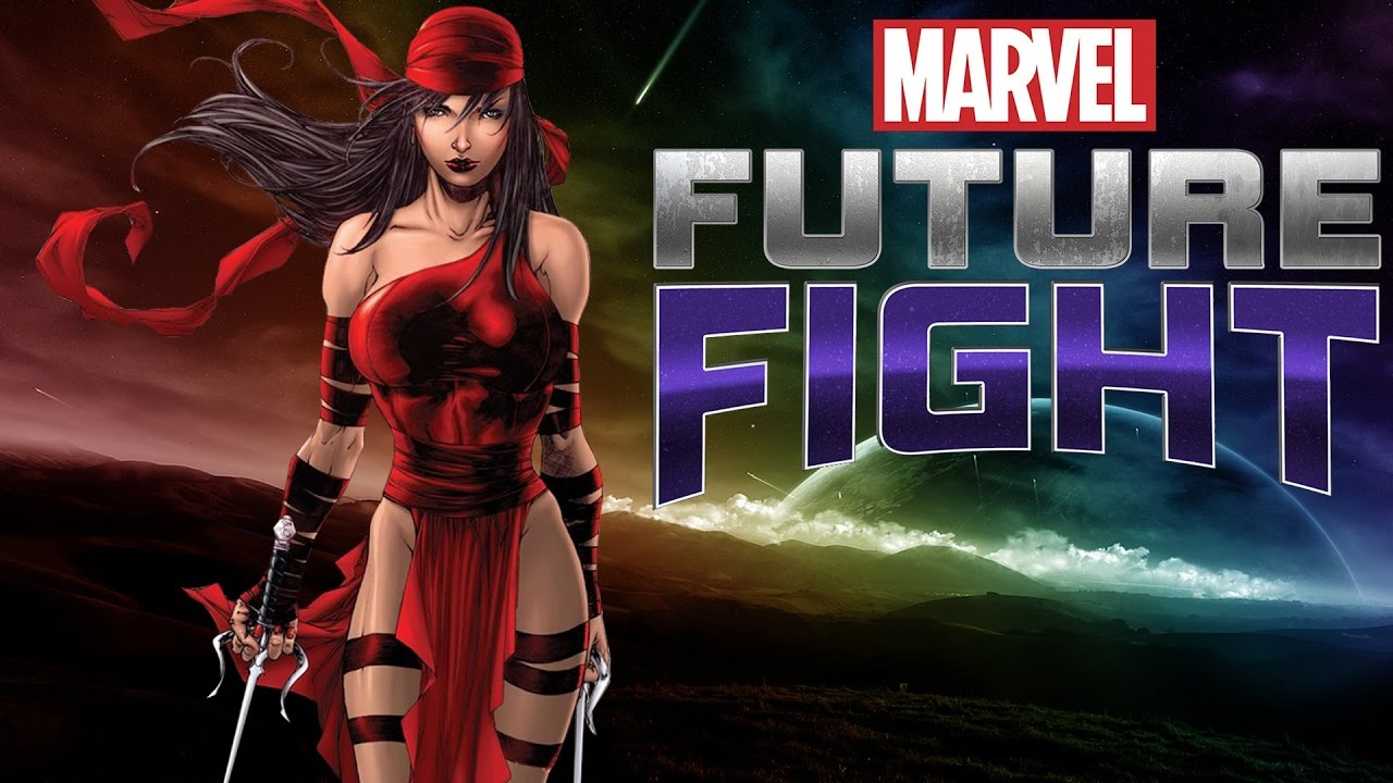 Marvel Future Fight Shadowland Floor 14 Electra Youtube