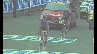 Primer Tour de Francia de Miguel Indurain 1991