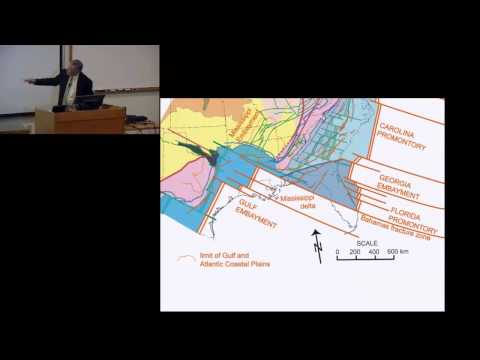 McClung Museum Lecture: Eastern North American through Two Supercontinent Cycles, Dr. William Thomas