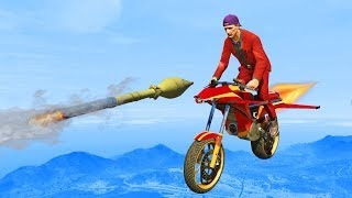 THIS CAN'T END WELL! - GTA 5 Funny Moments