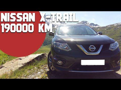 Обзор Nissan X-Trail III (T32) при 190000км, он еще жив 🧐? Ниссан Х Трейл приЛичной эксплуатации
