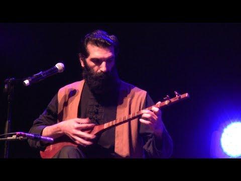 Ali Asghar Rahimi à Visa for Music - Rabat 25/11/2017 - Théâtre Mohammed V