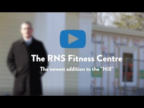 The RNS Fitness Centre - Support this exciting new project