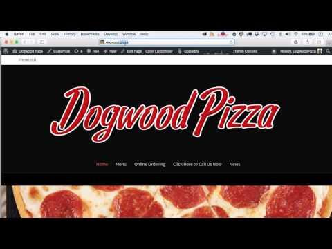 How to set up a WordPress Site Part 1 (CartoonSmart video tutorial podcast 12) - 동영상