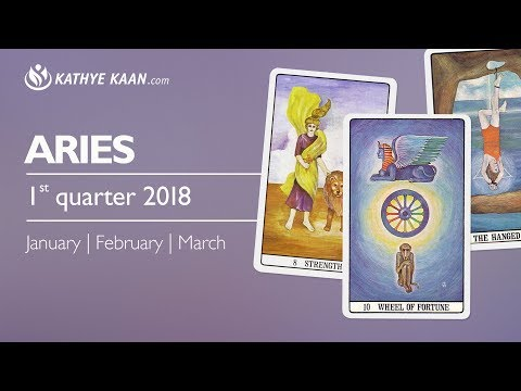 ARIES 2018 FORECAST JANUARY FEBRUARY MARCH