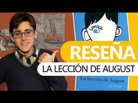 La Lección De August | RESEÑA (