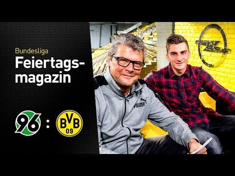 Matchday magazine w/ Maximilian Philipp | Hannover 96 - Borussia Dortmund