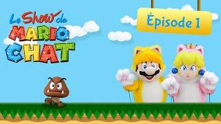 Le show de Mario chat - Épisode 1