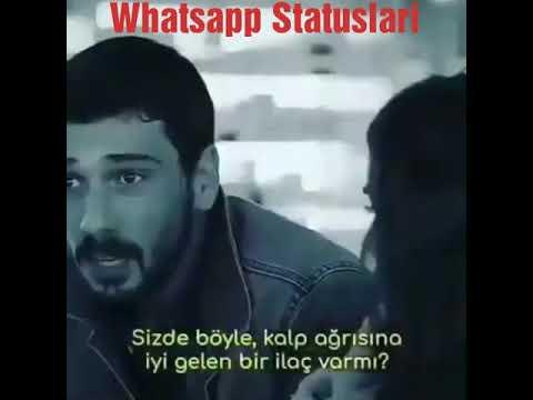 Sevdiyin Üçün Darıxmaq Whatsapp status ucun  Sevgi qemli hezin menali duygusal a