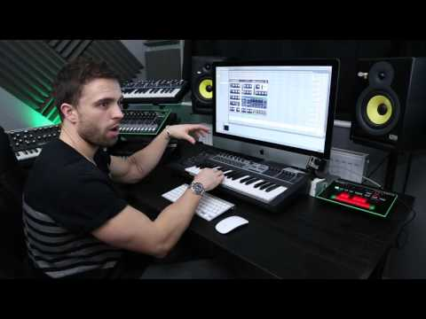"IN THE STUDIO w/ DALE HOWARD | Production Process of ""Feel Like"""
