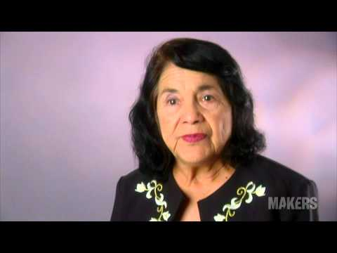 Dolores Huerta: 58 Sexist Comments in the United Farm Workers Meeting
