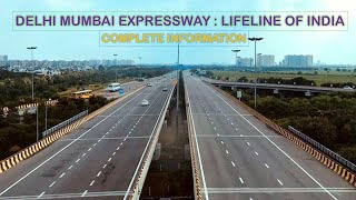 Delhi Mumbai Expressway complete information | Delhi-Mumbai Expressway new update| Papa construction