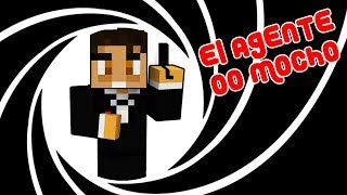 I BECOME SECRET AGENT!! - L'AGENT 00 MOCHO!! - ROLEPLAY MINECRAFT ROBLOX