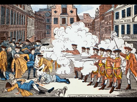 Symbols and Propaganda from the Boston Massacre