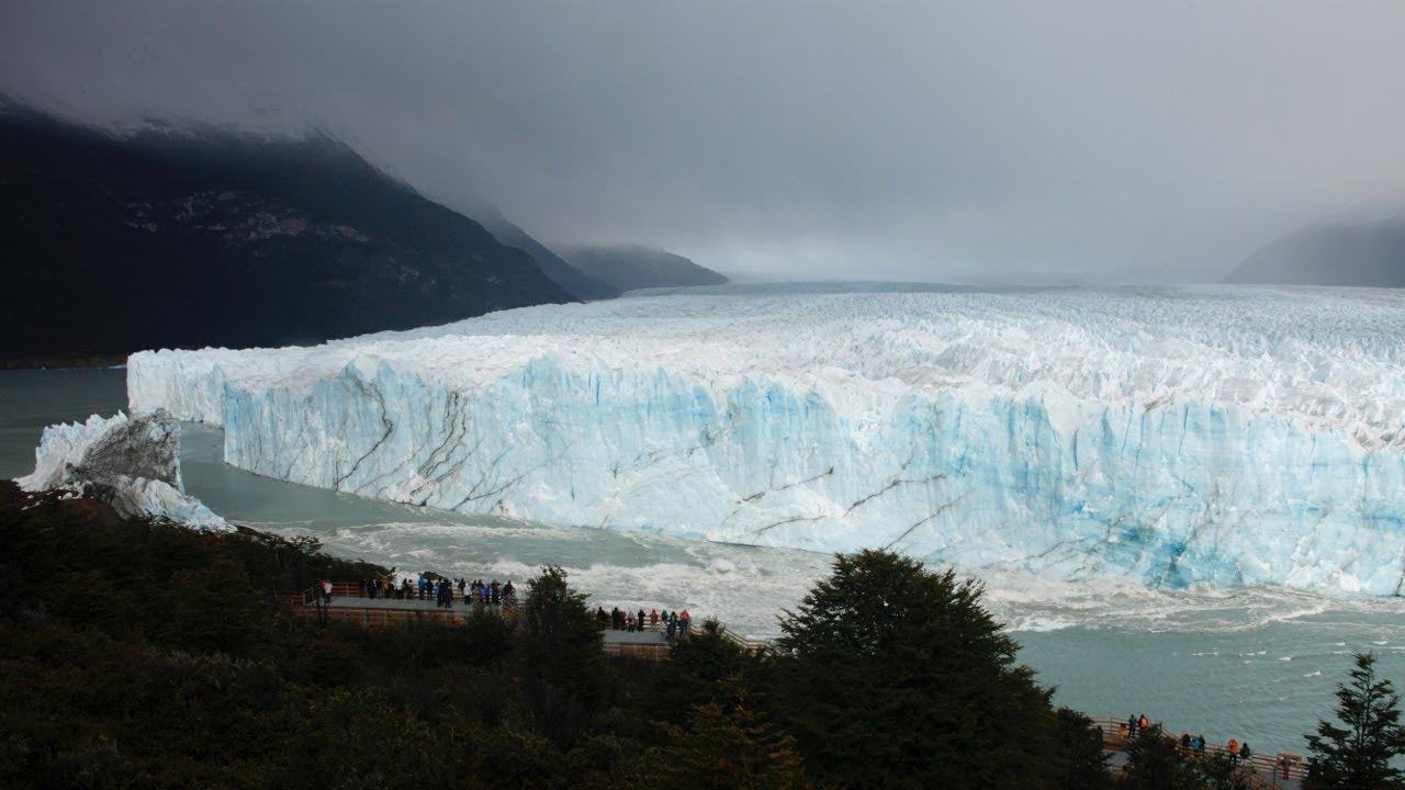 Ледник Перито-Морено в Аргентине фото