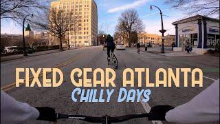 Fixed Gear - Chilly Days - Fixed Gear Atlanta
