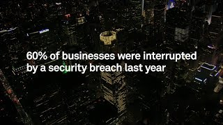 Business interrupted: The impact of a security breach