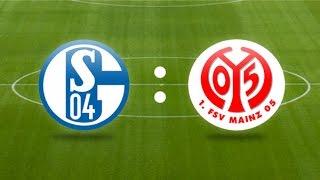 1. FSV Mainz 05 U10 vs FC Schalke 04 U10 1:1; Volksbank-Cup Nettetal 24./25.01.2015