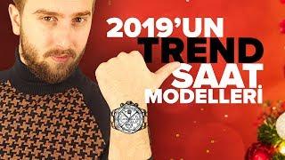 2019'un Trend Saat Modelleri