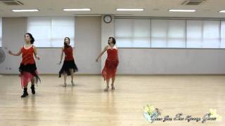 FEEL THE LIGHT - Line Dance ( Roy Hadisubroto & Fiona Murray )