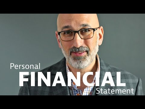 The Wealth Creation Power of a Personal Financial Statement