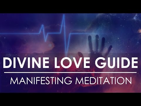SOULMATE & DIVINE LOVE **AMSR MANIFESTATION MEDITATION** : RECONNECT TO SACRED SOURCE ENERGY