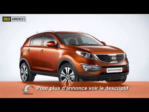 Annonce Kia Sportage Suisse centrale Suisse - GoldAnnonces #auto