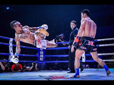 Knockout Of The Year 2014 Phuket Top Team's Jonathan 'Black Gold' Tuhu