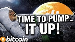 Time to PUMP IT UP! - Bitcoin/Crypto Meme Review