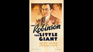 """Комедия """"Маленький великан"""" США 1933"""