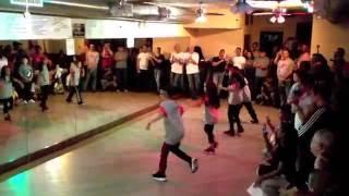 Kids' Hip Hop Performance - Lorenz Latin Dance Studio Bronx