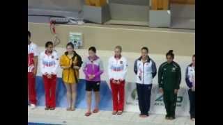 Универсиада в Казани: прыжки в воду, женщины: финал