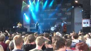Fiva & Das Phantom Orchester - Dein Lächel verdreht Köpfe (Bochum-Total, 08.07.2012)