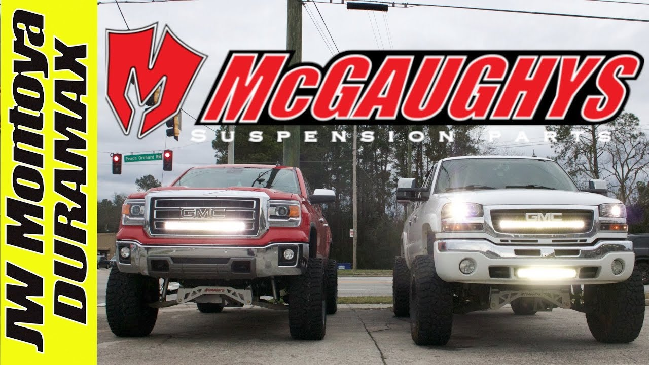 Best Lift Kit For Chevy 2500hd >> Best Lift Kit For Chevy Gmc Mcgaughy S Youtube
