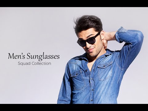 Top 10 Men Sunglasses Collection For Channel 360`