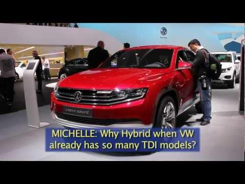 2013 Detroit Auto Show - Autobytel's Facebook Fan Questions