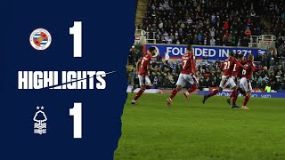 Highlights: Reading 1-1 Forest (11.01.20.)