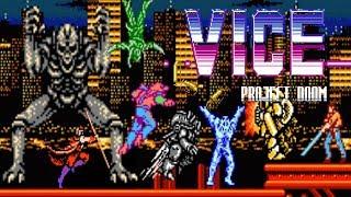Vice: Project Doom (Gun-Dec / ガンデック) - NES LONGPLAY - NO DEATH RUN (Complete Walkthrough)