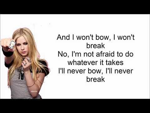 Avril Lavigne-Warrior LYRICS Mp3