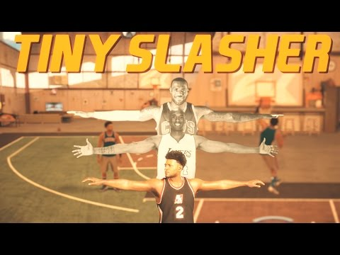 TINY SLASHER EXPERIMENT!!! CREATING A NATE ROBINSON TYPE BUILD!!!