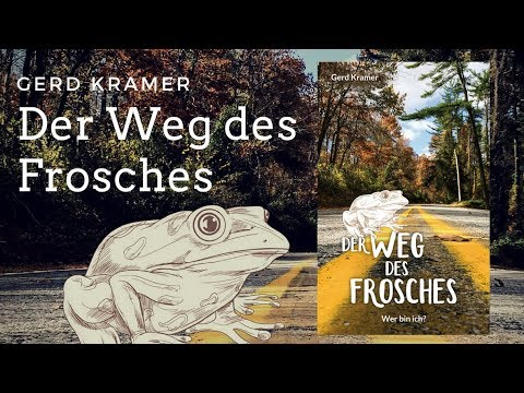 Buchtipp: Buchtrailer des Selfpublishing-Autors Gerd Kramer (Books on Demand)