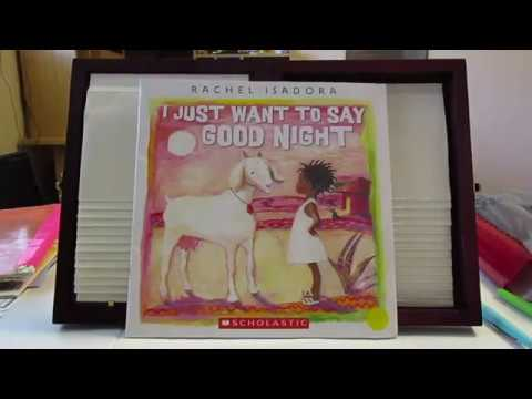 I Just Want To Say Good Night Youtube