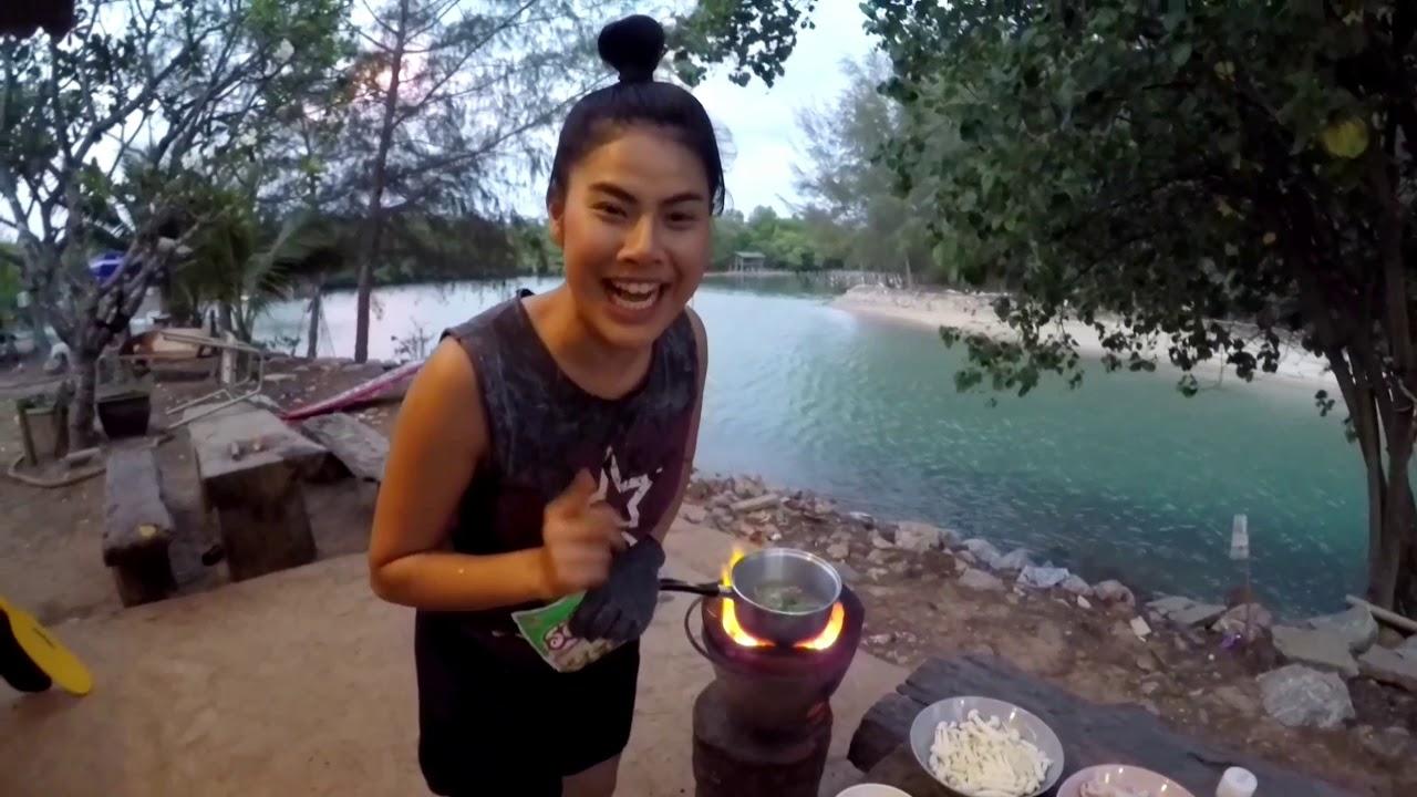 แอม แอวสะออน ชวนทำกับข้าวกินเอง!!