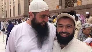 Muhammad Hoblos передал приветствие  братьям с Кавказа