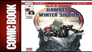 Tales of Suspense #104 | COMIC BOOK UNIVERSITY