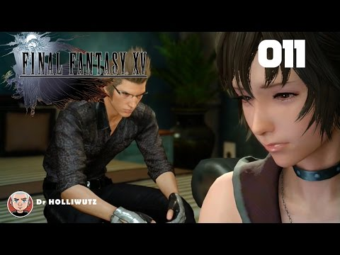Final Fantasy XV #011 - Iris Amicitia in Lestallum treffen [XBO] Let's play Final Fantasy 15