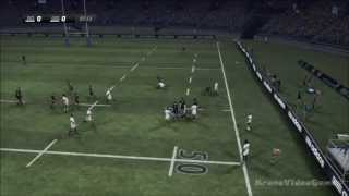 Rugby Challenge 2 Gameplay [HD]