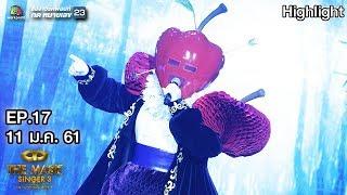 ฤดูที่ฉันเหงา - หน้ากากแอปเปิ้ล  | THE MASK SINGER 3