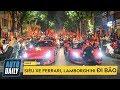 Chung Kết Aff Cup 2018: Siêu Xe Ferrari, Lamborghini Đi Bão Mừng Việt Nam Vô Địch